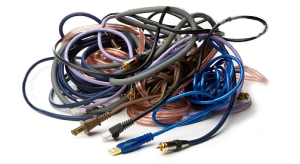 Rat's nest of cords and wires? We can hide it!