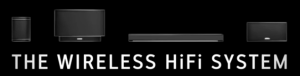 sonos wireless hifi system