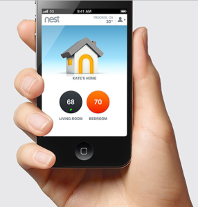 Nest-Thermostat-iPhone
