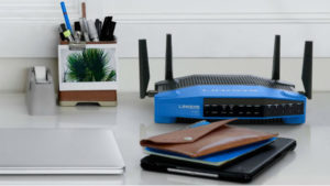 Linksys Dual-Band WiFi Router