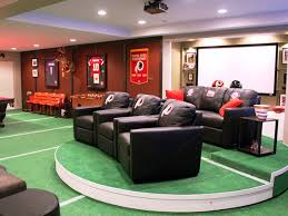 The Ultimate Man Cave - Seating Is Crucial