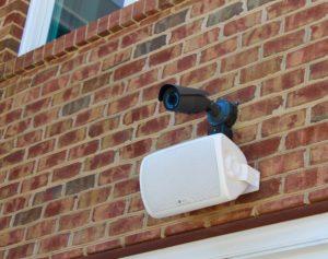 Outdoor Home Security Camera