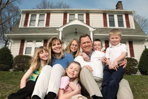 Security for your family and home