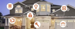 Smart Home Feature Icons