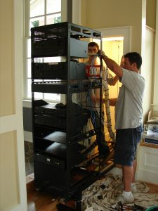 In-Home Network Installation